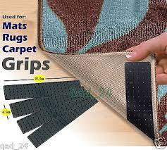mat rug carpet grips non slip gripper strip slide anti skid for hallway runner