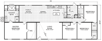 >quinton 28 x 72 1920 sqft mobile home factory expo home centers quinton 4 beds 2 baths 1 920 sqft