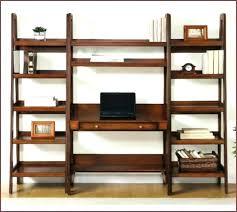 espresso shelves wall leaning desk bookcase large size of espresso leaning shelf desk leaning wall desk