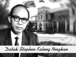 Image result for The saga of Stephen Kalong Ningkan