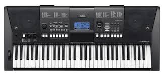 yamaha 61 key keyboard. image courtesy of yamaha 61 key keyboard e