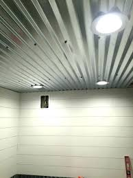 galvanized tin ceiling tin ceiling ideas photo 4 of 9 best corrugated tin ceiling ideas on