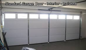 enclosed garage door springs. Garage Doors Door Insulation Ideas Temporary Enclosed Springs