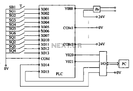 plc wiring diagram plc wiring diagrams