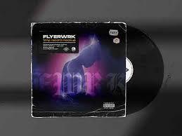 <b>Free</b> Vintage <b>Vinyl</b> Record Mockup (PSD)