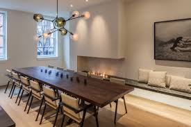 layered lighting. Project By Kati Curtis Design. Image Via Layered Lighting N