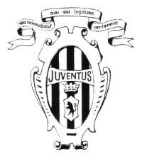 Stemma Della Juventus Da Colorare E Stampare Scudetto Del