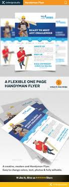 Handyman Flyer Template New 48 Best Handyman Services Flyers Print Templates PSD Images On