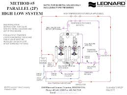 leonard valve company   piping diagramss m p jpg