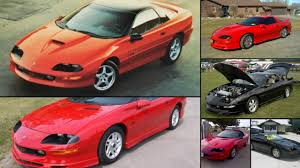 1996 Chevrolet Camaro - news, reviews, msrp, ratings with amazing ...