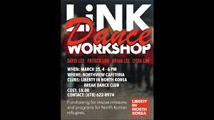 Link Dance Workshop Flier Portfolium