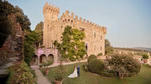Fairytale Castle Wedding in Florence // PhotographerTuscany.com