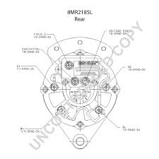 Prestolite marine alternator wiring diagram