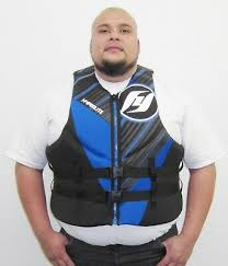 Hyperlite Tall Neoprene Life Vest 2xl 3xl Or 4xl Tall