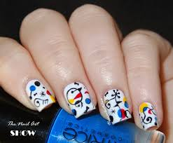 Nail-Art-A-Go-Go Challenge – Day 7: Primary Colors | The Nail Art Show