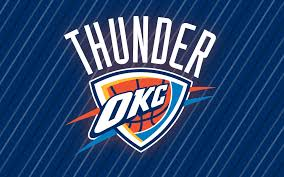 Okc Depth Chart Oklahoma City Thunder Hd Wallpaper Background Image