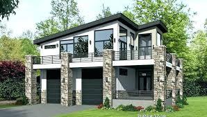 drive under house plan drive under garage house plans garage under house smartness design 3 floor
