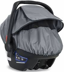 britax b covered all weather car seat