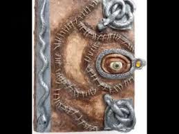 hocus pocus spellbook replica