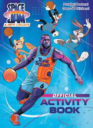 New Legacy: Official Activity Book ...