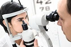 Image result for eye exam image