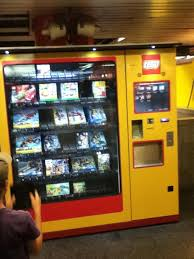 We Buy Vending Machines Best We Got Legovendingmachines In MunichGermany Lego