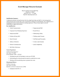 3 How To Write Work Experience In Cv Example Emt Resume