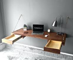 floating desk the best floating desk ideas on bureaus long desk and desk prepac floating desk