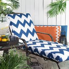 target outdoor lounge chair cushions home chair designs throughout