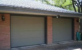 painting garage doors if you