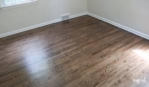 walnut hardwood floor. Refinished Hardwood Floors With Dark Walnut Stain And Satin Poly Finish Walnut Hardwood Floor D