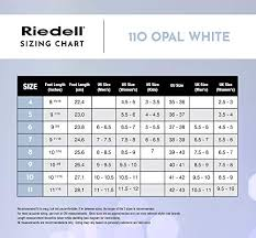 Riedell Skates 110 Opal Recreational Ice Skates With