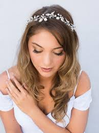 top 10 tips for choosing your bridal hair accessories hair comes Wedding Hairstyles Up Or Down headbands and tiaras can work great with any style hair including an updo hairstyle, all down bridal hair or a half up half down look wedding hair up or down