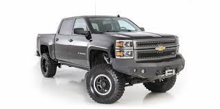 2014 Silverado 1500 Truck Smittybilt M-1 Off Road Front Bumper ...