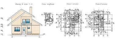 Курсовой проект Кульман проектирование и расчет Курсовой проект по архитектуре на тему Малоэтажное здание из мелкоразмерных элементов