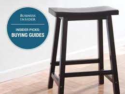 the best bar stools you can buy  business insider