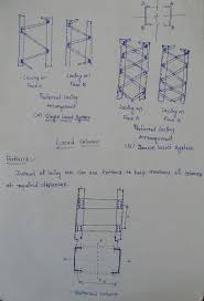 Design Of Lacing And Battens Engineering Education Career Design Drawing Of Steel