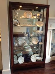 Sideboards Glamorous China Closet Used China Cabinets And Hutches Modern China  Cabinet Display
