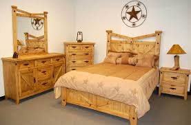 Rustic Contemporary Bedroom Furniture Sets The Style of Rustic