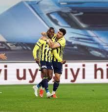 Fenerbahçe goes 2nd in Süper Lig with Denizlispor win |