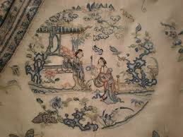 Asian art korean embroidery