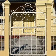 brunswick 595 1487 brunswick woven wire gate