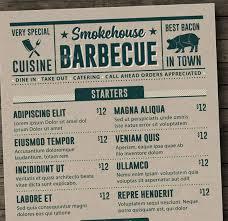 Resturant Menu Template 25 Best Restaurant Menu Design Templates 2015 Pixel Curse