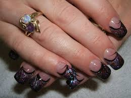 dark nail art designs - Google Search | nails | Pinterest | Dark ...