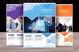 Downloads Corporate Flyer Template