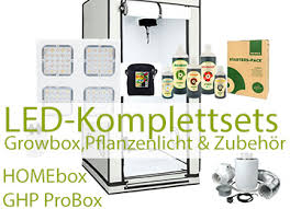 LED Grow Sets Bei QrowShop