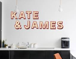 Small Picture Wall Stickers Retro Cinema Marquee Letters Contemporary Wall