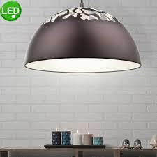 Küche Braun Lampe Hänge Pendel Led Spar Energie Wohnraum