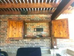 outdoor cabinet doors how outdoor kitchen wood cabinet doors outdoor kitchen cabinet door ideas outdoor cabinet doors