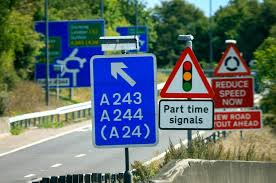 Image result for pictures of road signs